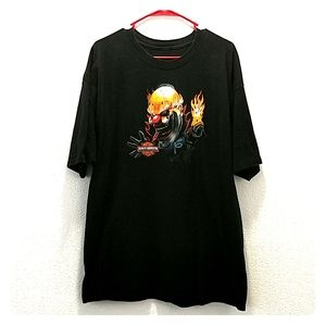 Harley Davidson Unisex Short Sleeve Shirt XL